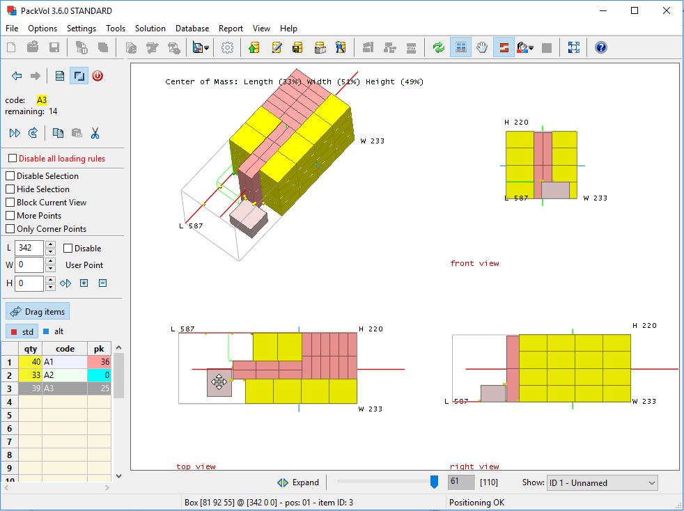 packVol Lite screenshot